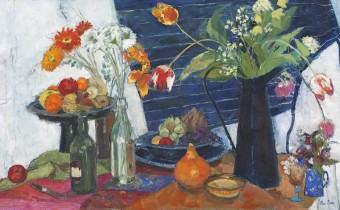 Ann Oram Workshop : Still Life Course in Mixed Media