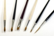 Jacksons Art Supplies clearnace sable watercolour brushes