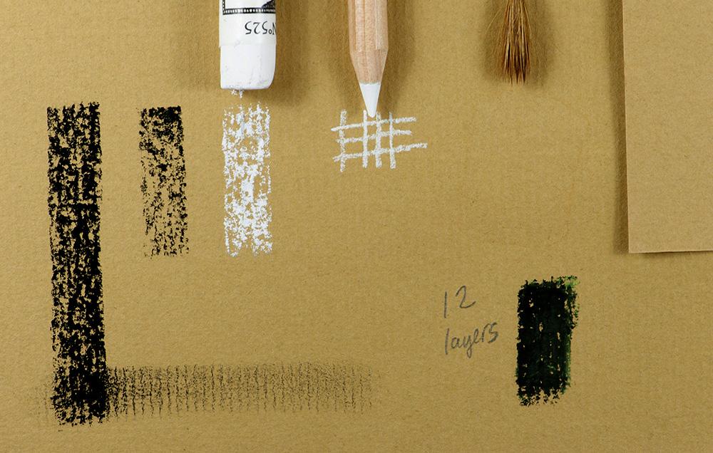 Daler-Rowney Ingres Jackson's Art Supplies Pastel Painting Papers