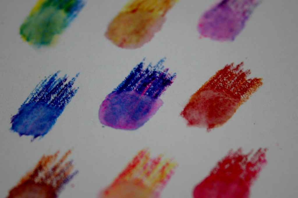 Eight Ways to use Winsor & Newton Watercolour Sticks