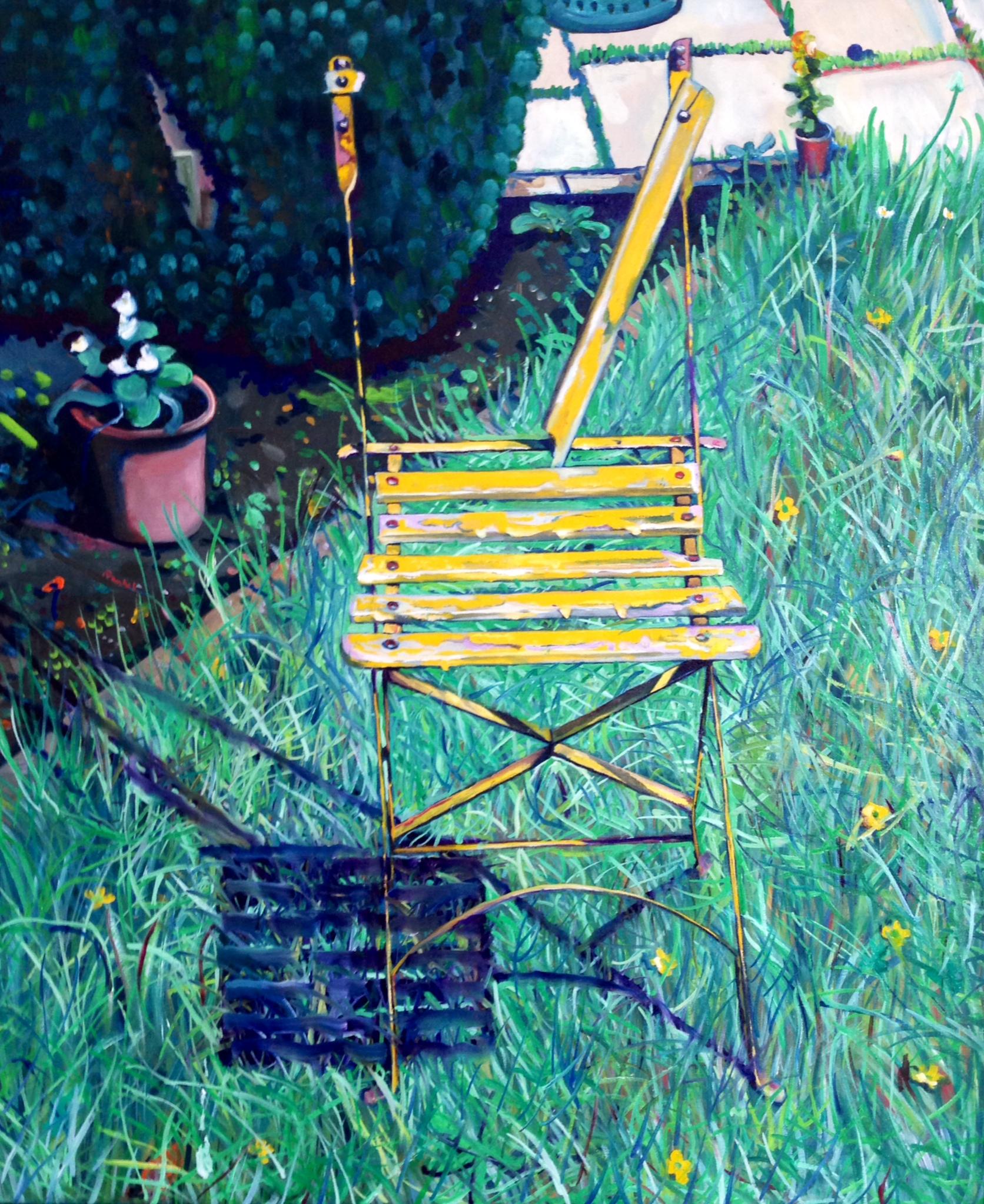 Chair by Conrad Frankel