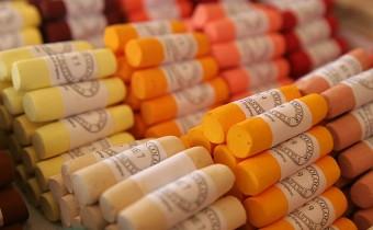 unison colour handmade soft pastels