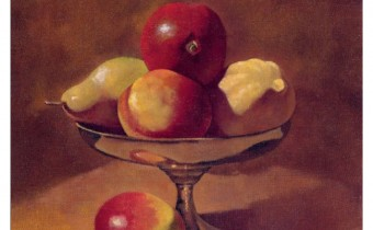 Michael Freil Still Life with Fruit