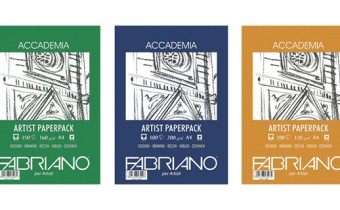 Fabriano Accademia Drawing Paper Value Packs
