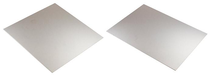 Jacksons aluminium painting panels