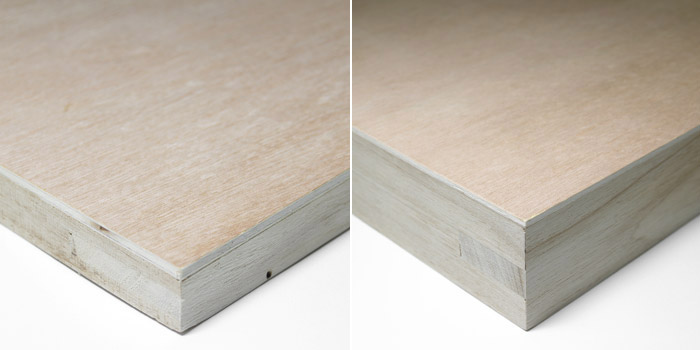 Jackson's Smooth ply wood painting panels - Aluminium, Linen Canvas And Wooden Painting Panels - Jackson's Art
