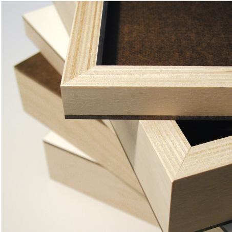 Ampersand Painting Panels plywood cradling