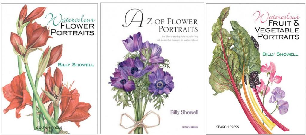 Billy showell books