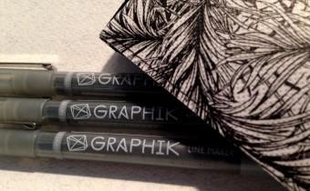 Derwent Graphik Line Makers
