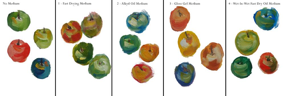 Hannah Ivory Baker apples test detail