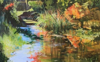 Lynda Appleby.Reflections-in-Still-Water