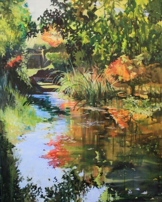 Lynda Appleby.Reflections-in-Still-Water