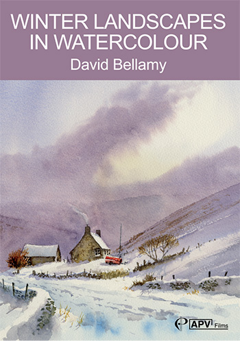 Winter Landscapes in Watercolour : David Bellamy