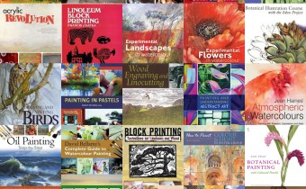 Top Art Instruction Books of 2014 Jacksons Art Supplies
