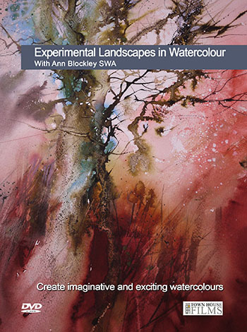 Ann Blockley Experimental Landscapes in Watercolour