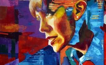 Painting by Sal Jones
