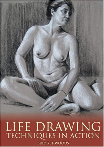 Life Drawing Techniques in Action by Bridget Woods - Double DVD