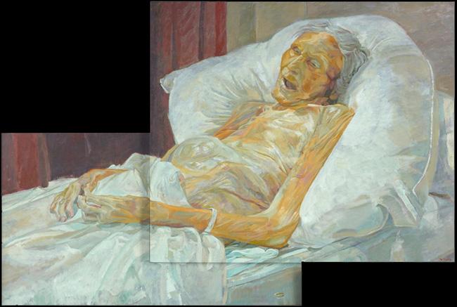 'Last Portrait of Mother' by Daphne Todd: 2010 BP Portrait Award Winner