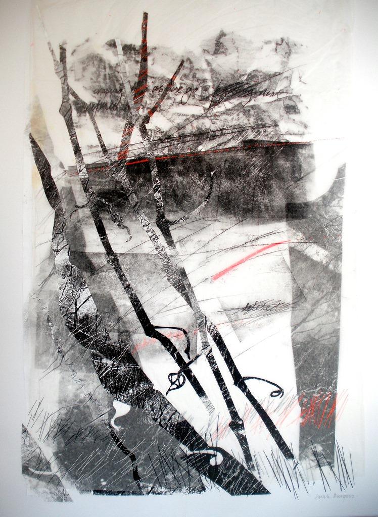 Sarah Burgess: 'Erasing Time'
