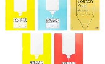 goldline graphics pads jacksons art supplies
