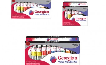 Daler Georgian Water Mixable Oil Colour