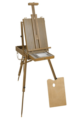 Jackson's French Style Box Easel