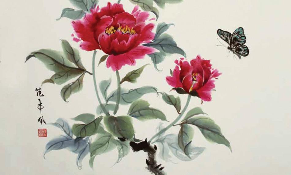Chinese Brush Painting Books Jacksons Art Blog