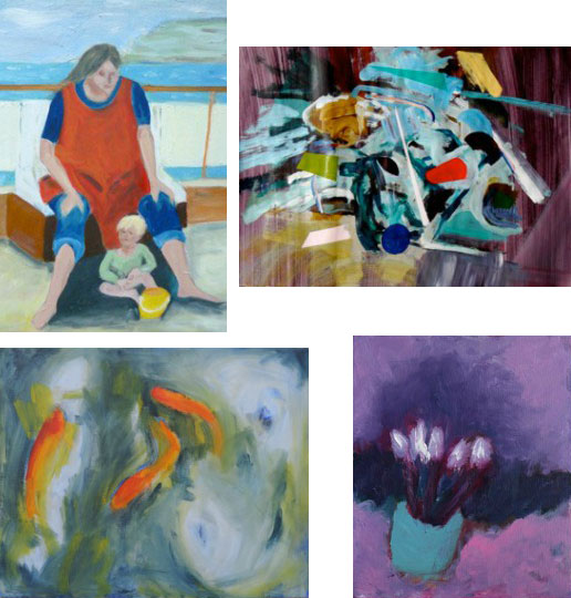 54-Gallery- painting exhibitions