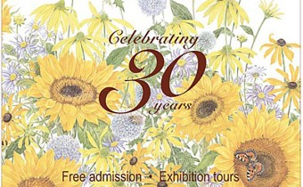 Society of Botanical Artists Open in Pursuit of Plants