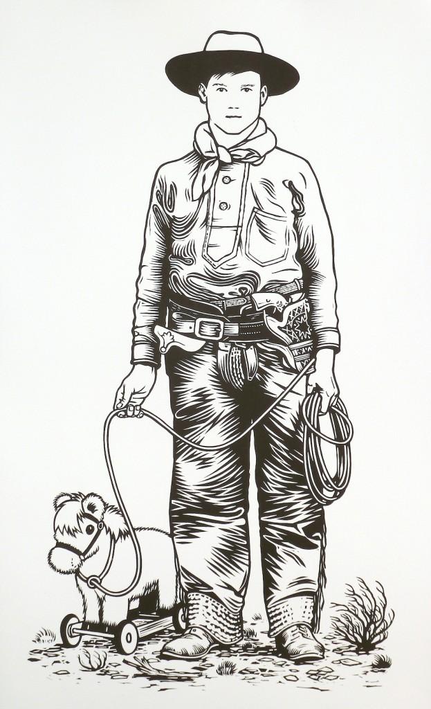 Nick Morley.cowboy