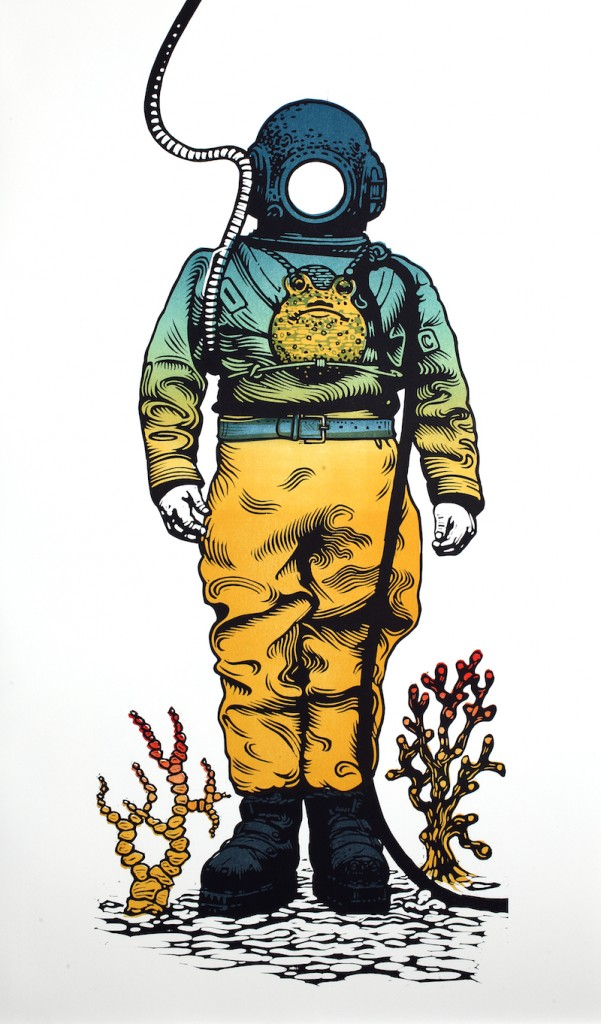 Nick Morley.diver