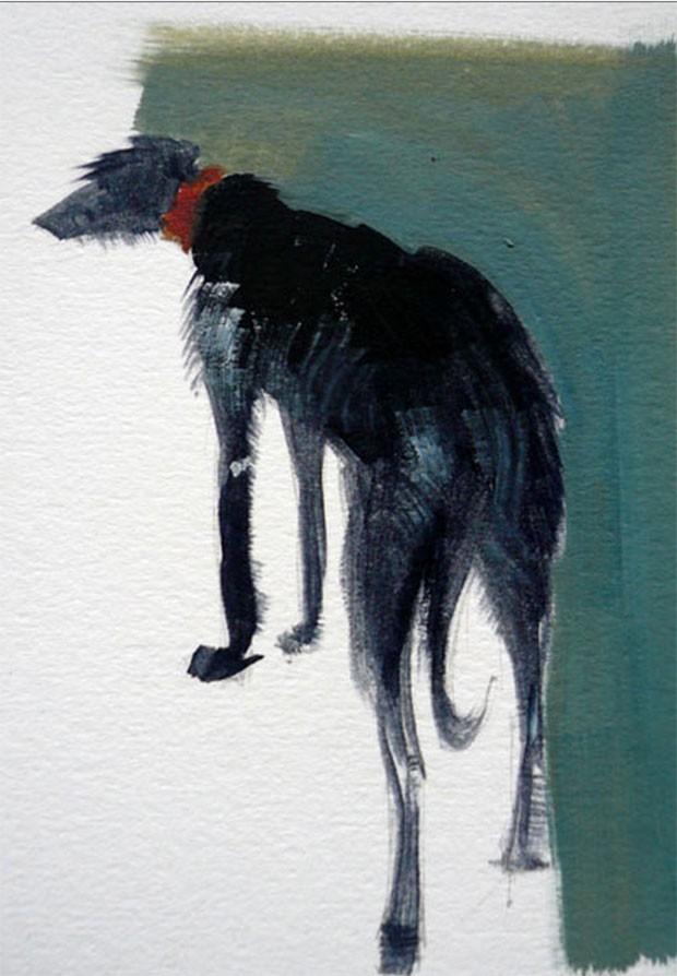 A Dog Day Sally Muir