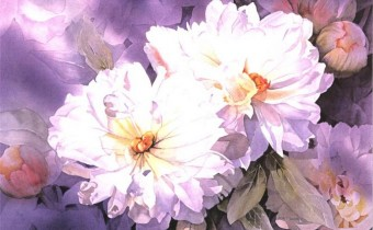 Painting Flowers and Plants (Watercolour by Janet Whittle