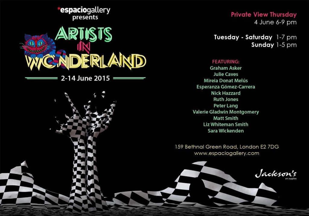 Artists in Wonderland