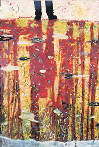 Peter Doig Reflection