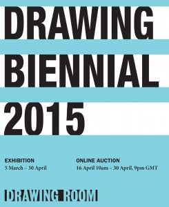 Drawing Biennial 2015 current events