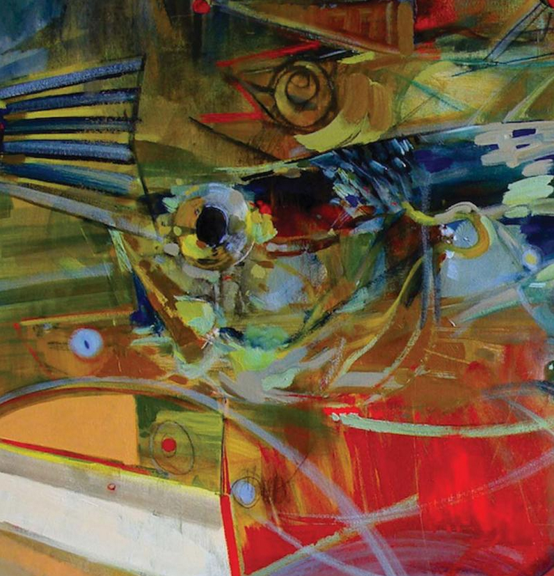 Inside Acrylics: Studio Secrets From Today's Top Artists - Jackson's