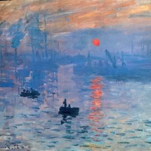 Impressionism Monet Sunrise impressionism A...
