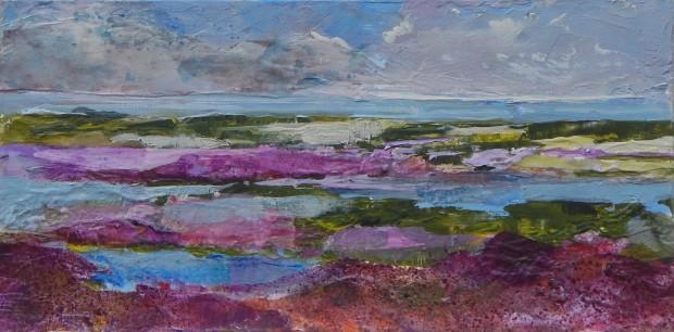 Tracey Ross: 'A Season of Sea Lavender'