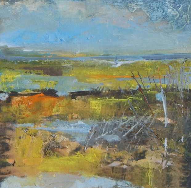 Tracey Ross: 'Spring Glory'