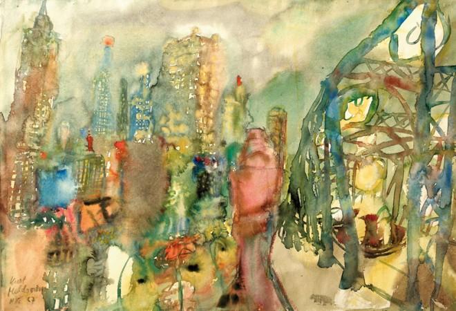 'Queensborough Bridge' by Kurt Moldovan