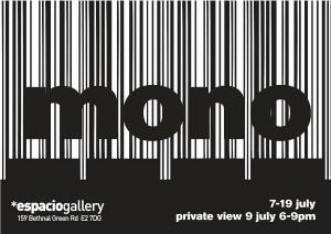Espacio Gallery Mono