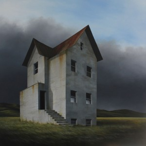 Lee Madgwick  Painting Season's End