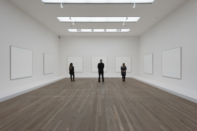 The Power Of White Agnes Martin At Tate Modern Jackson