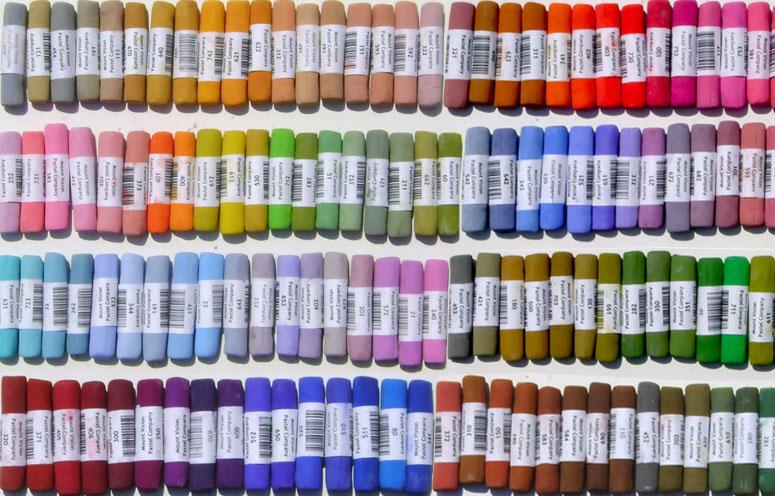 Mount Vision Pastels Jacksons Art Blog