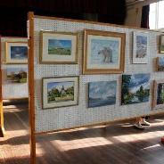 Adventurers Art Club exhibition 2014