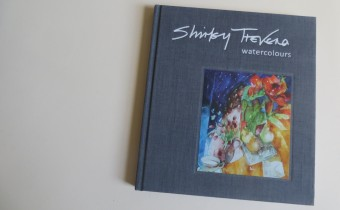 'Watercolours', Shirley Trevena's new book