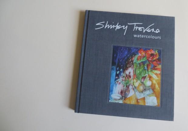 'Watercolours', Shirley Trevena's new book