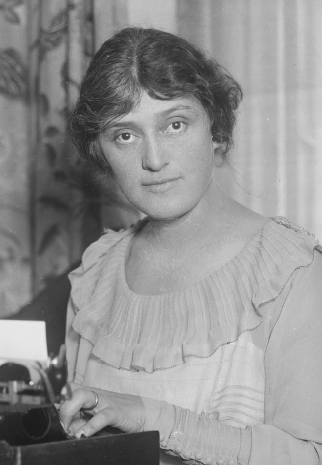 Soprano Singer Alma Gluck
