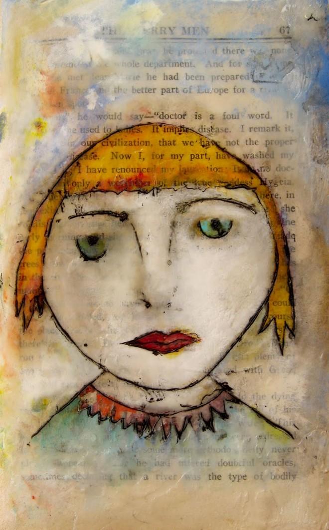 'Patrice' by Lynne Hoppe
